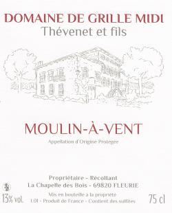 Achat vin Moulins à vent, vente de vin près de Mâcon, Belleville, Lyon